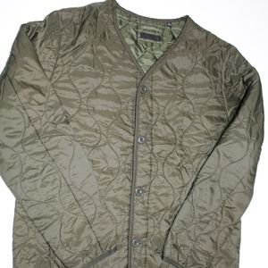 Uniqlo Ultra Light Quilted Jacket Utility Layer XL